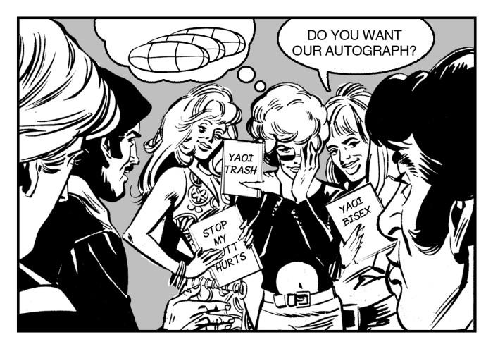 "Francesc Ruiz. ""Il Fumetto dei Giardini"". Issue n1, 2015"